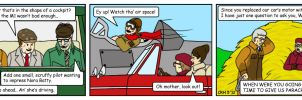 Summer Wine Comic 37 by MST3Claye