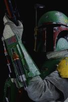 Boba Fett Empire Strikes Back by DWMoran