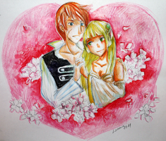 Contest theme: Love by Lahara