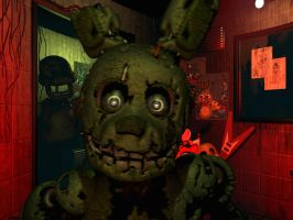 Five Nights at Freddy's 3-images 05 by Christian2099