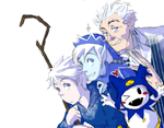 DRAW ALL THE FROSTS by TheFandomWhore