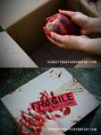 My fragile heart by ScarletteDeath