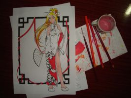 Chinese Aghata - Preview by Alucard-Lockheart