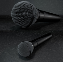 3D Microphone by Dgeyme