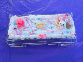 Bunny in Dessert Land DS Lite by ImperfectKawaii