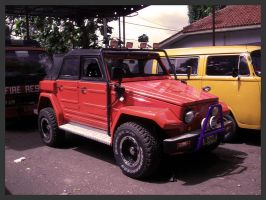 Indonesia VW Fest - Type 181 4 by atot806
