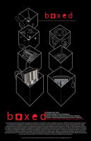 BOXED 2007 poster by JPacena