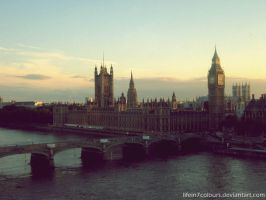 i heart london by lifein7colours