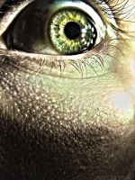 Intense Eye by SpencerTrim