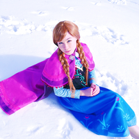 Anna - Frozen by SamaiMurai
