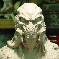 Roswell Survivor sculpt by ArtNomad