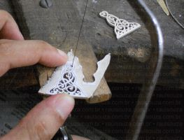 Corset Ring Making of by raulsouza