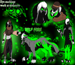 Klinge's .:Ref Sheet:. by RedRingDoctor