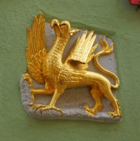 griffin coat of arms by Mittelfranke