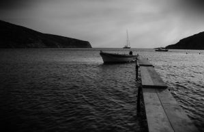 Pier by Shady-Photography