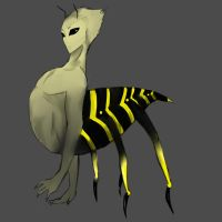 Imma be-JK I'm a Wasp by Shir0Monster