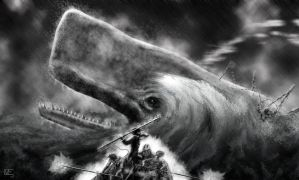 moby dick by EIMJ