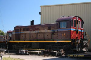 AM 18 at Springdale Arkansas by labrat-78