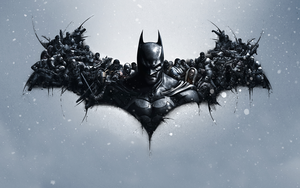 Arkham Origins Logo by BDup07