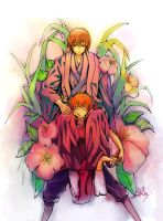 Gintama - i pinch mean i love by terra86