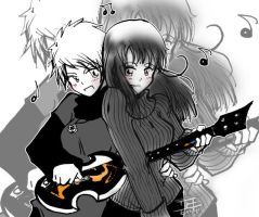 German-guitar-combo by Erina-chan