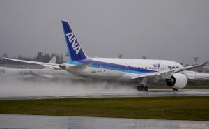ANA Boeing 787 Takeoff by shelbs2