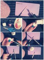 Tip 1 Pincel fino / How to make a thinner brush by friabrisa