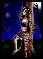 Layla the Cheeta by Dark-kitten158