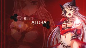 Queen Aldra QB Ps Vita Screen by Elpida-Wood