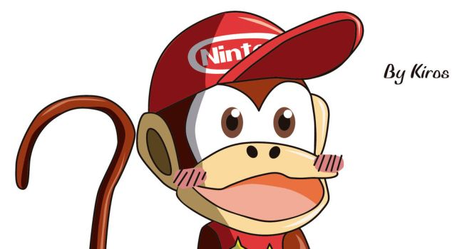 Diddy Kong Gyate by Kirbmaster