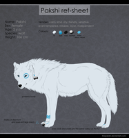 Pakshi ref-sheet by ThePakshi