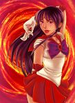 Sailor Mars by Of-Red-And-Blue