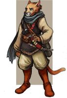 Khajiit Trader by TheLivingShadow