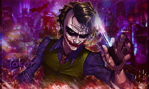 Joker by meda10