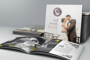 Fresh Wedding Photo Album by RadomirGeorgiev