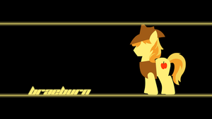 Braeburn Wallpaper by Alexstrazse