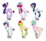 MLP Spike Ship Adopts OTA 2 (CLOSED) by TearyIris