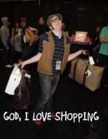 Patrick Loves Shopping by XOwentzXO