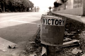 Victory by blo0p