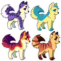 Canine Adopts -Open- by Llamadopts