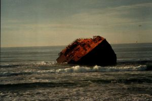 Shipwreck 5 of 6 by aristocrat