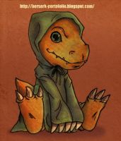 AGUMON by Berserk-XXX
