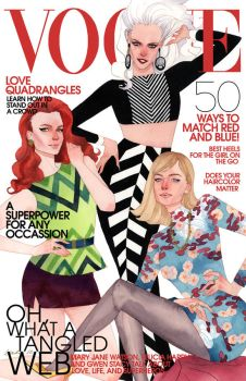 And Vogue by kevinwada