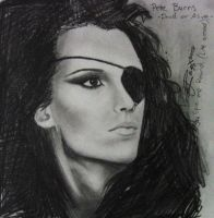 pete burns by foreverwild23