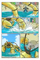 Atomic Robo: BCoC page 3 by Finfrock