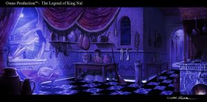 Env03-The Legend of King Nal by RodGallery
