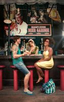 Charlies Kitchen - Summer Phoenix by MikePecci