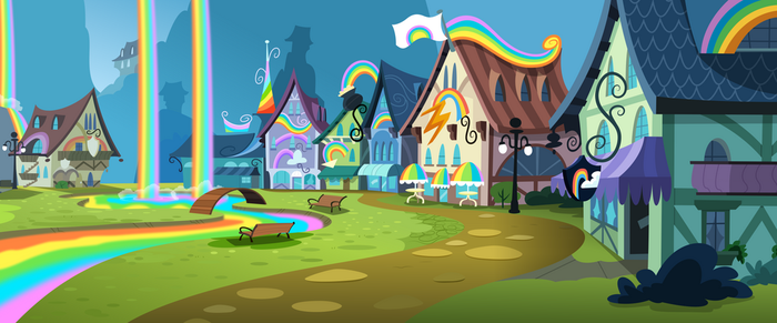 [2000+ Pageview Special]  Rainbow Falls by bobsicle0
