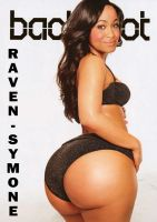 Raven-Symone- Badonadonk Exclusive by AMac145