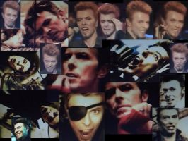 David Bowie '95-'97 by DBowie4ever09